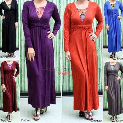Diterbitkan 28/11/2012 pada 403 × 403 di Dress / gamis / baju wanita