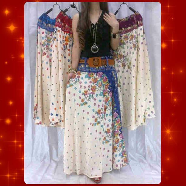 Bawahan Rok Celana Jual Baju Dress Wanitabaju Muslim